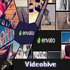 Videohive Photo Mosaic Logo logo