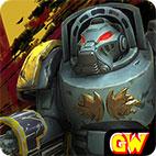Warhammer 40,000 Space Wolf Logo