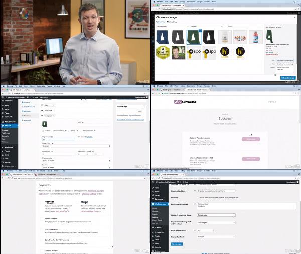 WordPress Ecommerce: WooCommerce center