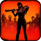 Zombie War Z Hero Survival Rules Logo
