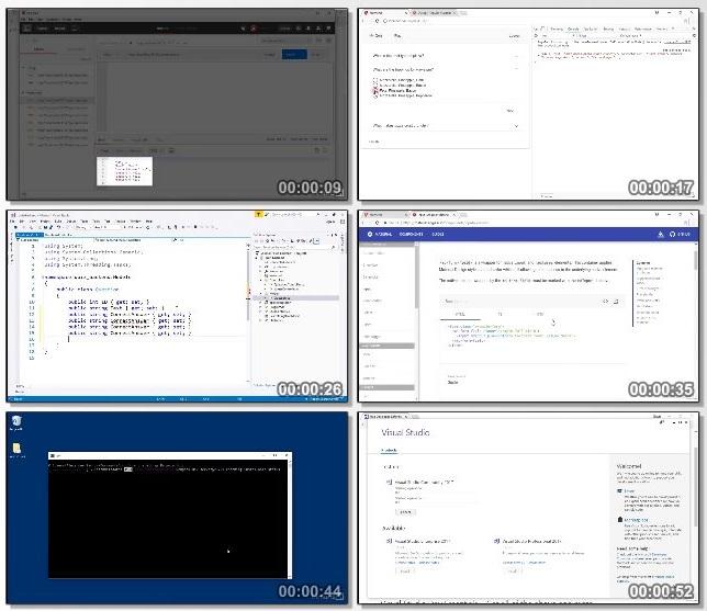 دانلود فیلم آموزشی Building Applications with Angular, ASP.NET Core, and Entity Framework Core