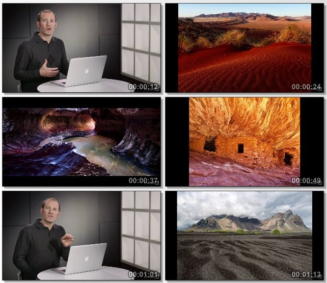 دانلود فیلم آموزشی Landscape Photography with Wide-Angle Lenses
