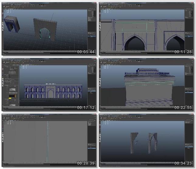 دانلود فیلم آموزشی 3D Matte Painting for Production از Gumroad