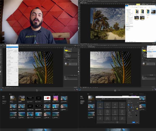 Adobe Photoshop Fundamentals center