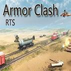 Armor Clash logo