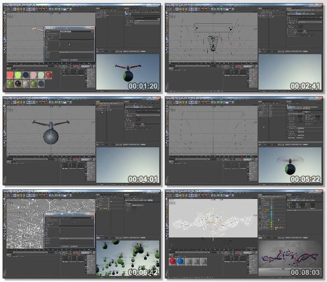 دانلود فیلم آموزشی Inlifethrill - Mastering Arnold Renderer for Cinema 4D – Vol. 04