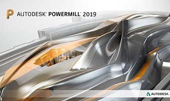 Autodesk PowerMill Ultimate 2019 - screen