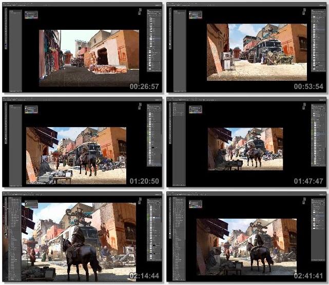دانلود فیلم آموزشی Black Market Demo از Gumroad
