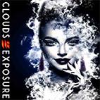Clouds Exposure Photoshop Action logo