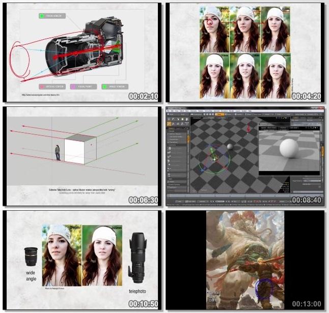 دانلود فیلم آموزشی Mastering Light & Form by Dorian Iten از Uartsy