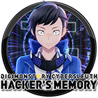 Digimon Story Cyber Sleuth Hackers Memory Icon
