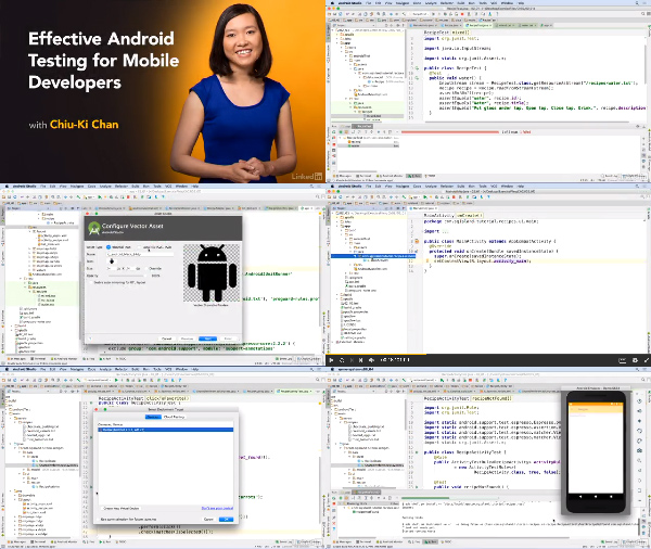 Effective Android Testing for Mobile Developers center