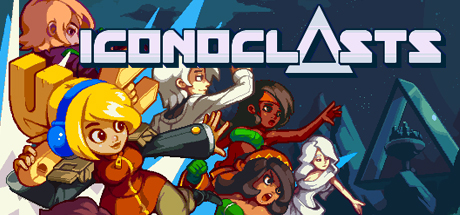 دانلود بازی اکشن ماجرایی کامپیوتر Iconoclasts جدید