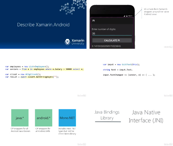 Intro to Xamarin.Android center
