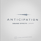 Lens Distortions - Anticipation SFX logo