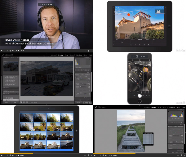Lightroom and Photoshop: Workflow Strategies center