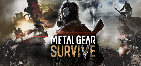 Metal Gear Survive center