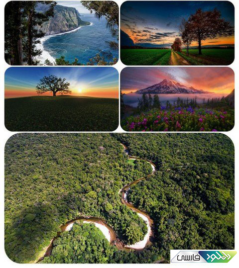 Most Wanted Nature Widescreen Wallpapers Pack 2 center