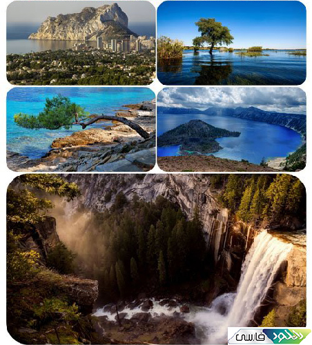 Most Wanted Nature Widescreen Wallpapers Pack 4 center