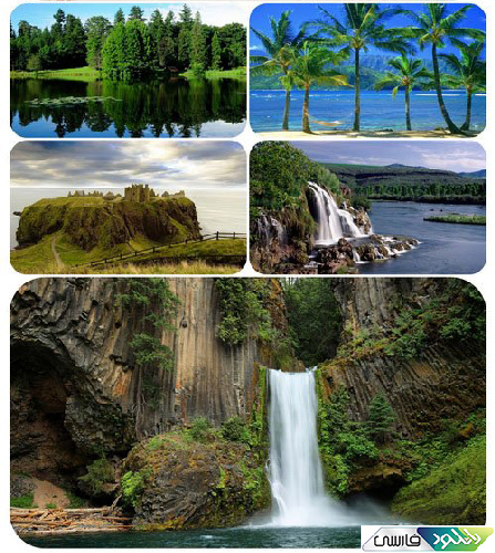 Most Wanted Nature Widescreen Wallpapers Pack 5 center