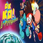 OK KO Lets Play Heroes Logo