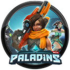 Paladins Champions of the Realm Icon