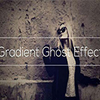Photoshop Action - Gradient Ghost Effect logo