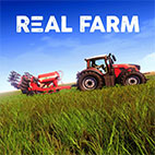 Real Farm logo