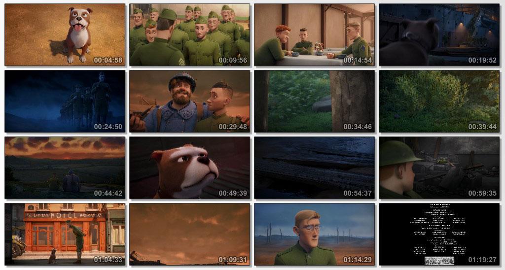 Sgt Stubby An American Hero 2018 - Screen