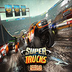 SuperTrucks Offroad Logo