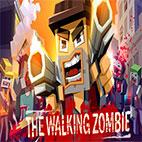 The Walking Zombie Dead City Logo