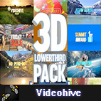 Videohive 3D Lowerthird Title Pack logo
