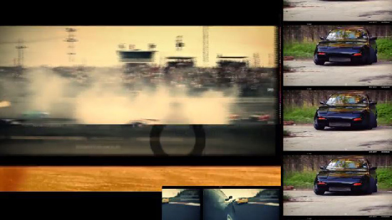 Videohive Action Sports Intro center