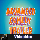 Videohive Advanced Comedy Trailer logo