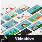 Videohive Explainer World Video Toolkit Library logo