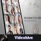 Videohive Instagram Slideshow logo