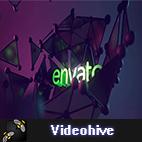 Videohive Rotating Platonic Form logo