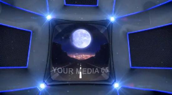 Videohive Sphere center