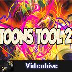 Videohive Toons Tool 2 FX Kit logo