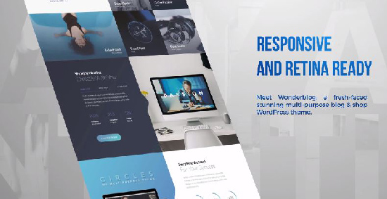 Videohive Website Presentation center