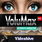 VoluMax 3D Photo Animator v4.2 logo