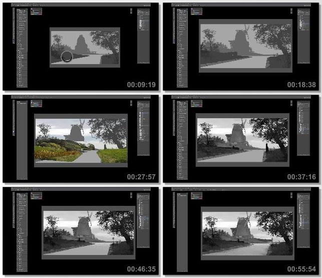 دانلود فیلم آموزشی Windmill Demo از Gumroad