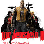 Wolfenstein II: The New Colossus The Diaries of Agent Silent Death - Reloaded