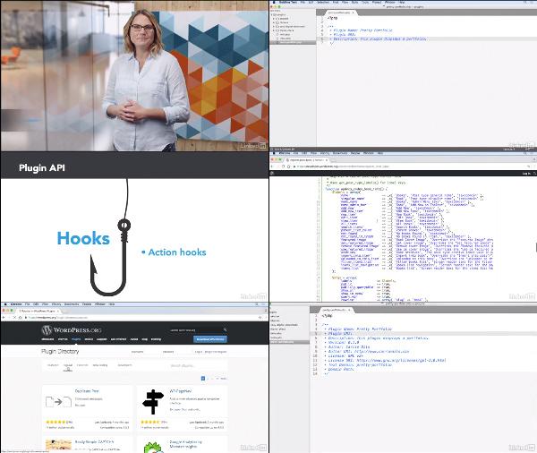 WordPress: Creating Custom Plugins with PHP center