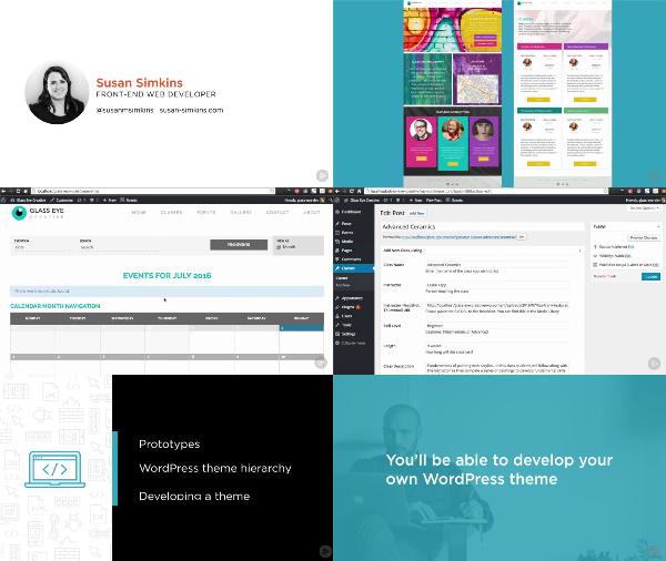 WordPress Custom Theme Development center