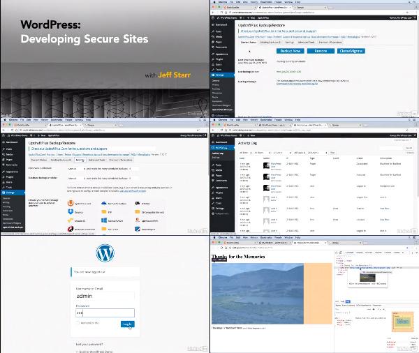 WordPress: Developing Secure Sites center