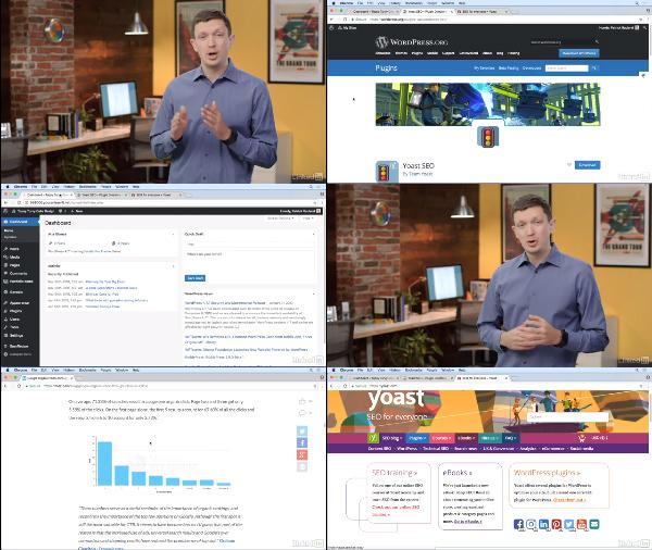WordPress Plugins: SEO center