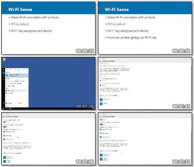 دانلود فیلم آموزشی Windows 10: Security از Lynda