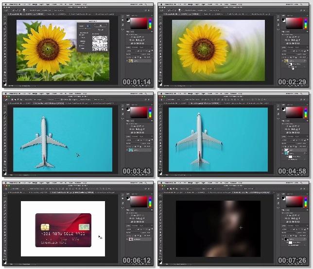 دانلود فیلم آموزشی Photoshop CC Working with Filters 2017 از Pluralsight