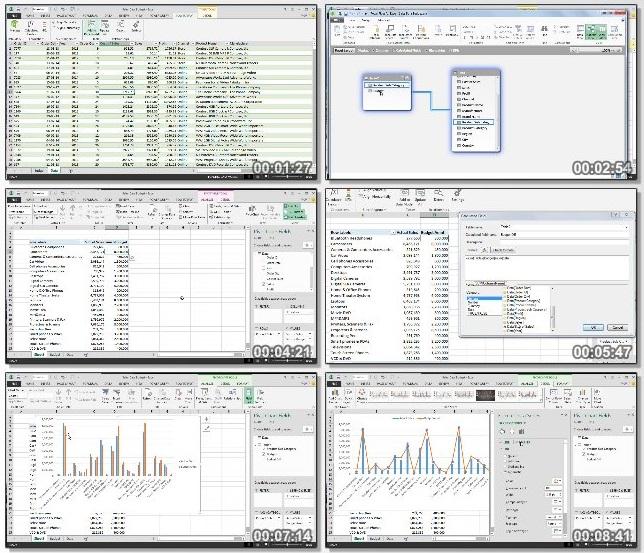 دانلود فیلم آموزشی Complete Introduction to Business Data Analysis